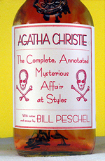 The Complete Annotated Mysterious Affair at Styles book cover