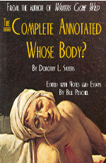 The Complete Annotated Whose Body? book cover