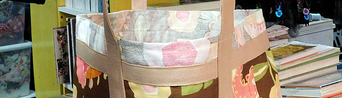 cloth grocery bags trim