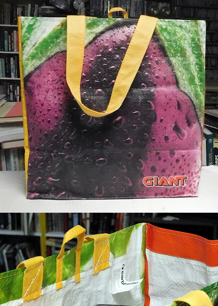 grocery bag competitors
