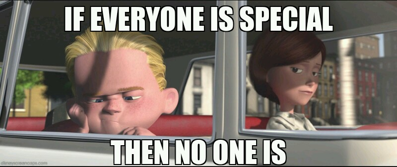 incredibles special